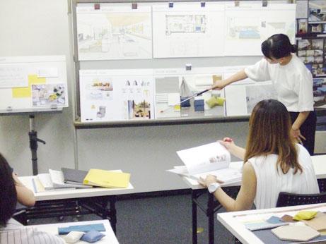 町田ひろ子アカデミー福岡校 授業見学