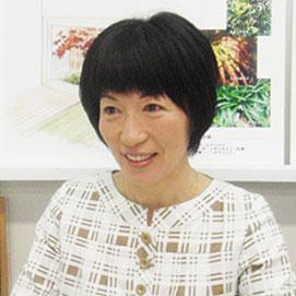 卒業生:原田玲子さん